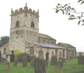 Sheriff Hutton church